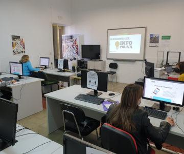Sesion empleo y desinformacion All Digital Week 2021 Jerez de los Caballeros